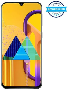 Paytmmall offers on Mobiles - Refurbished Samsung Galaxy M30s 4GB 64GB Opal Black (Grade: Good)