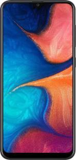 Flipkart offers on Mobiles - SAMSUNG Galaxy A20 (Black, 32 GB) 3 GB RAM