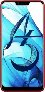 Flipkart offers on Mobiles - OPPO A5 (Diamond Red, 64 GB)(4 GB RAM)