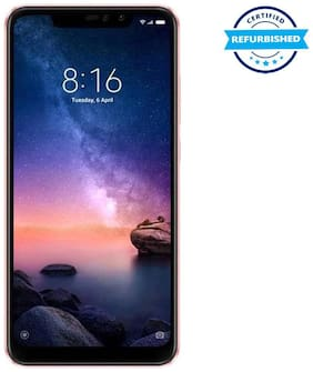 Paytmmall offers on Mobiles - Used Xiaomi Redmi Note 5 Pro 4GB 64GB Rose Gold (Grade: Excellent)