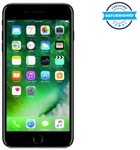 Paytmmall offers on Mobiles - Used Apple Iphone 7 Plus 3GB 128GB Jet Black (Grade: Good)