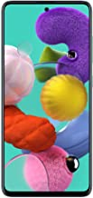 Amazon offers on Mobiles - Samsung Galaxy A51 (Black, 8GB RAM, 128GB Storage) Without Offer