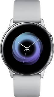 Flipkart offers on Mobiles - SAMSUNG Galaxy Watch Active Smartwatch Grey Strap, Regular