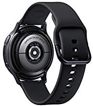 Amazon offers on Mobiles - Samsung Galaxy Watch Active 2 -Aluminium, 40 mm (Black)