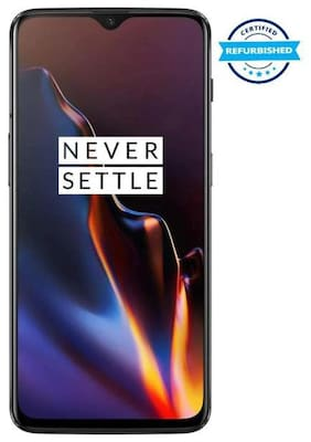 Paytmmall offers on Mobiles - Used OnePlus 6T 6GB 128GB Midnight Black (Grade: Excellent)