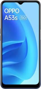 Flipkart offers on Mobiles - OPPO A53s 5G (Crystal Blue, 128 GB)(6 GB RAM)