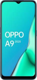 Flipkart offers on Mobiles - OPPO A9 2020 (Marine Green, 128 GB) 4 GB RAM