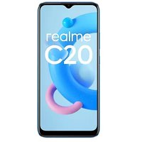 Shopclues offers on Mobiles - Realme C20 (Cool Blue, 32 GB) (2 GB RAM)