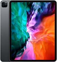 Amazon offers on Mobiles - 2020 Apple iPad Pro with A12Z Bionic chip (12.9-inch, Wi-Fi, 256GB) - Space Grey (4th Generation)