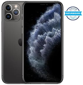 Paytmmall offers on Mobiles - Used Apple iPhone 11 Pro 4GB 256GB Space Grey (Grade: Excellent)