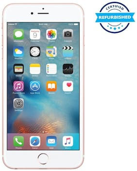 Paytmmall offers on Mobiles - Used Apple iPhone 6S Plus 2GB 128GB Rose Gold (Grade: Good)