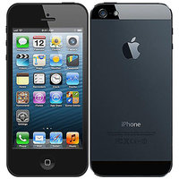 Shopclues offers on Mobiles - Refurbished Apple Iphone 5 16Gb Black