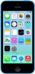 Flipkart offers on Mobiles - APPLE iPhone 5C (Blue, 8 GB)