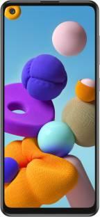 Flipkart offers on Mobiles - SAMSUNG Galaxy A21s (Silver, 128 GB) 6 GB RAM