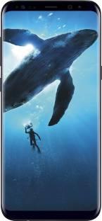 Flipkart offers on Mobiles - SAMSUNG Galaxy S8 (Midnight Black, 64 GB) 4 GB RAM