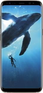 Flipkart offers on Mobiles - SAMSUNG Galaxy S8 (Maple Gold, 64 GB) 4 GB RAM