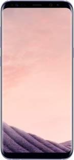 Flipkart offers on Mobiles - SAMSUNG Galaxy S8 Plus (Orchid Grey, 64 GB) 4 GB RAM