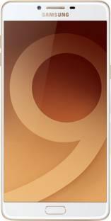 Flipkart offers on Mobiles - SAMSUNG Galaxy C9 Pro (Gold, 64 GB) 6 GB RAM