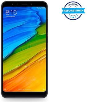 Paytmmall offers on Mobiles - Used Xiaomi Redmi 5 3GB 32GB Black (Grade: Excellent)
