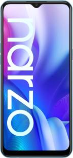 Flipkart offers on Mobiles - realme Narzo 20A (Victory Blue, 64 GB) 4 GB RAM