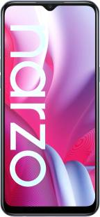 Flipkart offers on Mobiles - realme Narzo 20A (Glory Silver, 64 GB) 4 GB RAM