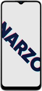 Flipkart offers on Mobiles - realme Narzo 10A (So White, 64 GB) 4 GB RAM
