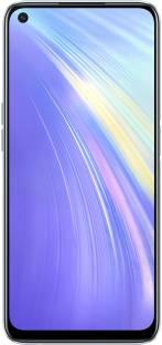 Flipkart offers on Mobiles - realme 6 (Comet White, 128 GB) 6 GB RAM