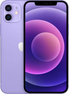 Flipkart offers on Mobiles - APPLE iPhone 12 (Purple, 128 GB)