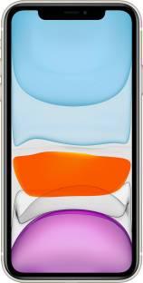 Flipkart offers on Mobiles - APPLE iPhone 11 (White, 128 GB)