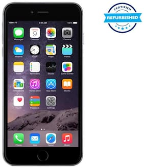 Paytmmall offers on Mobiles - Used Apple iPhone 6 Plus 1GB 16GB Space Grey (Grade: Excellent)