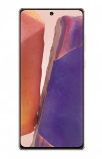 Flipkart offers on Mobiles - SAMSUNG Galaxy Note 20 (Mystic Bronze, 256 GB) 8 GB RAM