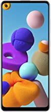 Amazon offers on Mobiles - Samsung Galaxy A21S (White, 6GB RAM, 64GB Storage) Without Offer