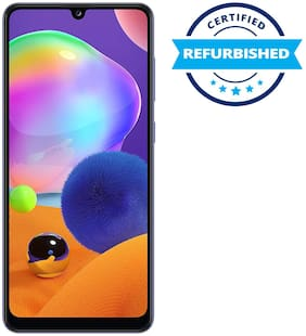 Paytmmall offers on Mobiles - Used Samsung Galaxy A31 6GB 128GB Prism Crush Blue (Grade:Excellent)