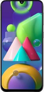 Flipkart offers on Mobiles - SAMSUNG Galaxy M21 (Raven Black, 64 GB) 4 GB RAM