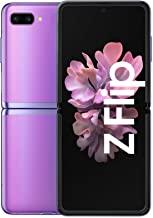 Amazon offers on Mobiles - Samsung Galaxy Z Flip, 256GB (Purple)