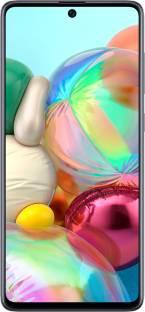 Flipkart offers on Mobiles - SAMSUNG Galaxy A71 (Prism Crush Silver, 128 GB) 8 GB RAM