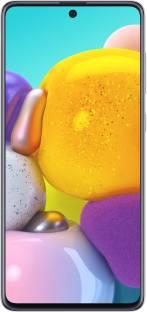Flipkart offers on Mobiles - SAMSUNG Galaxy A71 (Haze Crush Silver, 128 GB) 8 GB RAM