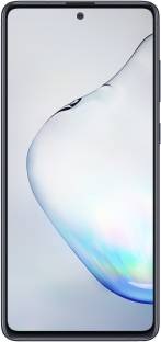 Flipkart offers on Mobiles - SAMSUNG Galaxy Note10 Lite (Aura Black, 128 GB) 8 GB RAM