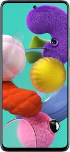 Flipkart offers on Mobiles - SAMSUNG Galaxy A51 (Prism Crush Blue, 128 GB) 8 GB RAM