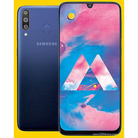 Shopclues offers on Mobiles - Samsung Galaxy M30 128 GB, 6 GB RAM Smartphone