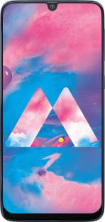 Flipkart offers on Mobiles - SAMSUNG Galaxy M30 (Gradation Blue, 128 GB) 6 GB RAM