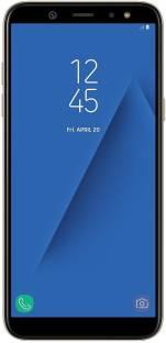 Flipkart offers on Mobiles - SAMSUNG Galaxy A6 (Gold, 64 GB)(4 GB RAM)