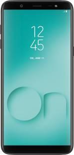 Flipkart offers on Mobiles - SAMSUNG Galaxy On8 (Black, 64 GB)(4 GB RAM)