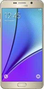 Flipkart offers on Mobiles - SAMSUNG Galaxy Note 5 (Gold Platinum, 32 GB) 4 GB RAM