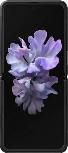 Flipkart offers on Mobiles - SAMSUNG Galaxy Z Flip (Mirror Black, 256 GB) 8 GB RAM
