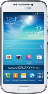 Flipkart offers on Mobiles - SAMSUNG Galaxy S4 Zoom (White, 8 GB)(1.5 GB RAM)