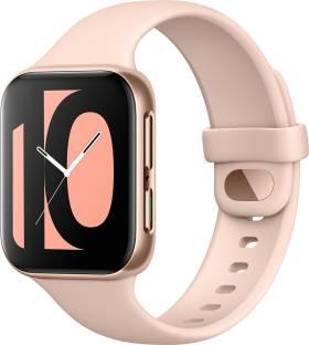 Flipkart offers on Mobiles - OPPO Watch 41 mm WiFi Smartwatch Pink Strap, Regular