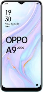Flipkart offers on Mobiles - OPPO A9 2020 (Vanilla Mint, 128 GB) 8 GB RAM
