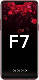 Flipkart offers on Mobiles - OPPO F7 (Red, 128 GB) 6 GB RAM