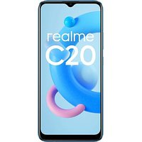 Shopclues offers on Mobiles - Realme C20 2 GB 32 GB (Cool Blue)